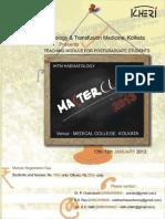 Institute of Haematology 2013