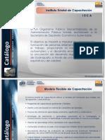 Catálogo Cursos IECA