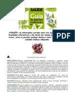 Guia de Plantas Medicinais de A a Z