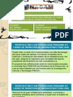 TRANSPORTES VEGICULO 4X4 MONITOREA EL PAVIMENTO.pptx