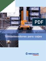 Mecalux Transelevadores Para Cajas Catalogo Mecalux de Transelevadores Para Cajas 676910