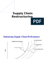Supply Chain Restructuring