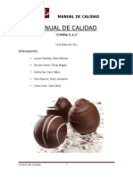 Manual de Calidad Word