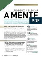 Aprendendo a silenciar a mente - HSM.pdf