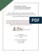 Modelo de Plan HACCP