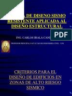 Norma Diseã_o Sismico - Carlos Irala