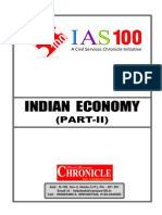 Indian Economy Part-II