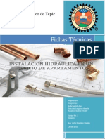 Fichas Técnicas PDF