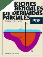 Ecuaciones Diferenciales en Derivadas Parciales - V.P. Mijáilov