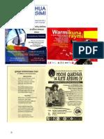 publicidad quechua