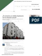 28-08-2015 ¿Te conviene un crédito hipotecario con la situación actual_ _ Dinero en Imagen