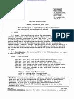 Mil-A-18001k Norma de Anodos de Zinc