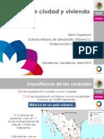 Arq. Topelson Modelos Ciudad y Vivienda Zacatecas EAP