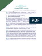 Titulo III Del Patrimonio Forestal Del Estado