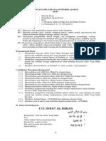 RPP K 13 PAI SD Kelas III Smt 1 Pelajaran 3