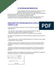 Capacidad y Niveles de Servicio Notas