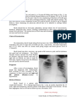 49285077 Pleural Effusion Case Study
