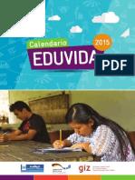 Calendario EDUVIDA 2015