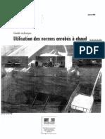 Guide Technique Setra -Utilisation Des Normes Enrobés à Chaud 2008