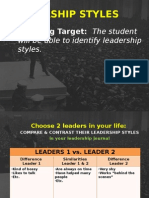 web - 2016 - s1 - ld - week 4 - leadership styles