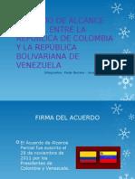 Acuerdo de Alcance Parcial Entre La República De