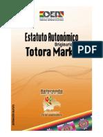 Estatuto Autonómico Originario Totora Marka