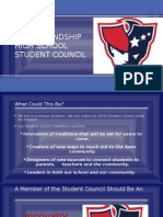 Introduction to Student Council