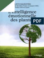 L Intelligence Emotionnelle Des Plantes Cleve Backster