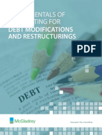As DebtModification TL