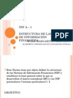 Norma Indf. Financiera a-1