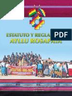 Estatuto Ayllu Rosapatas