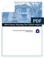 2015 Texas Housing Tax Credit Report