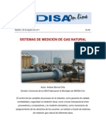 Indisa On line 98 - Sistemas de medición de gas natural.pdf