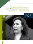 Corrupcion Institucionalidad 2014 15