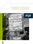 Derecho Ambiente Equilibrado 2014 15