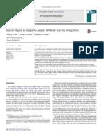 Preventive Medicine University of Chicago gun study August 2015