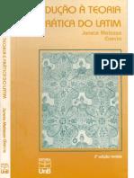 15 Introdução à Teoria e Prática Do Latim
