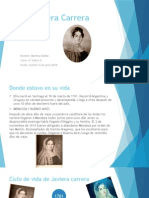 Martina Disertacion Javiera Carrera