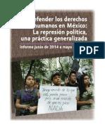 Defender los derechos humanos en México