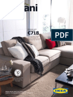 Range Brochure Sofa Overview 2011