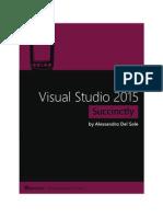 Visual Studio 2015 Succinctly