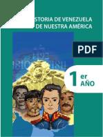 Historia de Venezuela 1