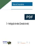 3a - Interligacao de Redes