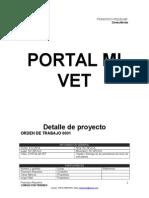 Documento de Dat234alle Proyecto Vet