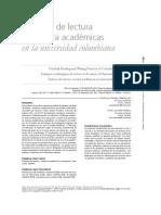 Dialnet-Practicas DeLectura Y Escritura Academicas En La Universidad Colombiana