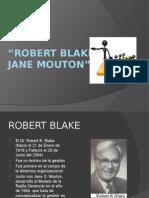 Robert Blake y Jane Mouton