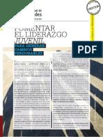 016 Fomentar Liderazgo Juvenil (1)
