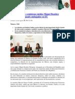 28-08-15 Comparece ante comisiones unidas Miguel Basáñez Ebergenyi