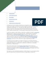 OEA Organización de Los Estados Americanos