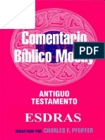 Comentario Bíblico Moody - Esdras